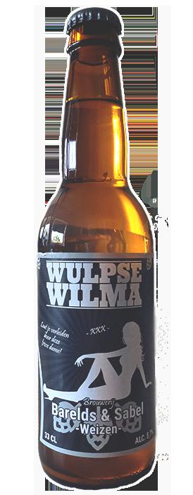 Wulpse Wilma weizen fles